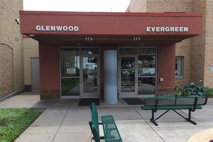 Glenwood Entrance