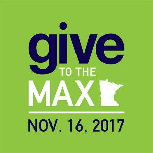 Give to the Max Day Nov 16, 2017