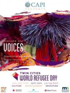 Twin Cities World Refugee Day